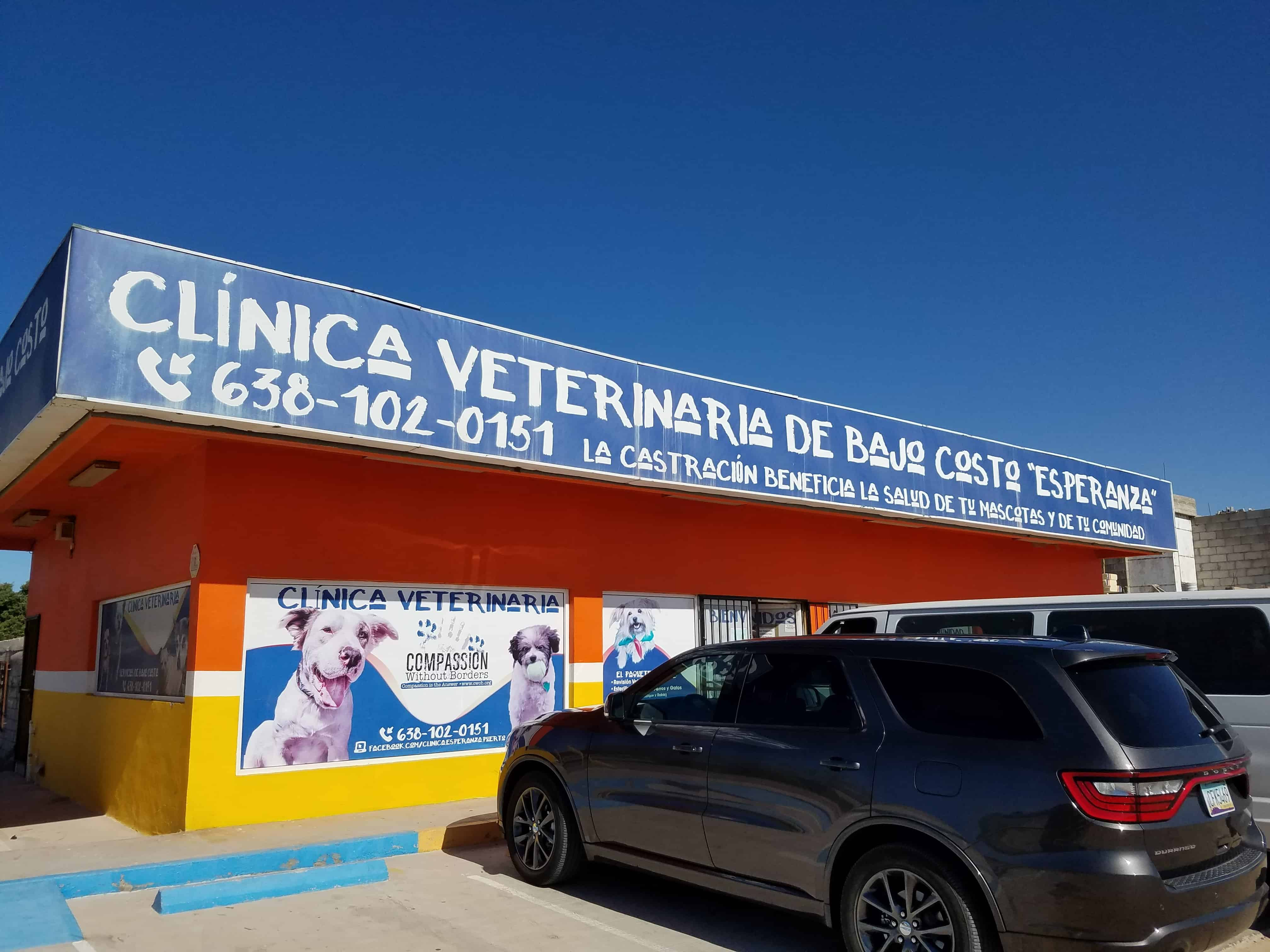 Clinica Veterinaria De Bajo Costo