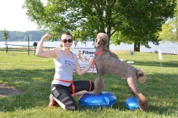 Fitness With Fido Dog Yoga, Puplates