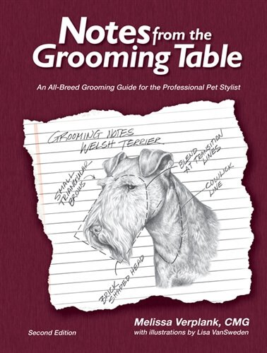 Notes From The Grooming Table Melissa Verplank