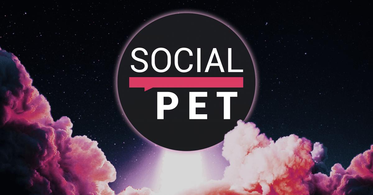 SocialPET Launch Image