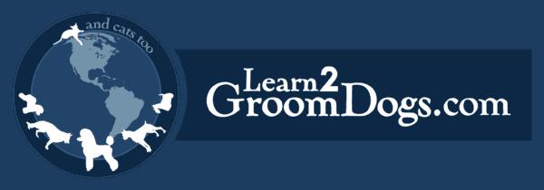 Learn To Groom Dogs Logo