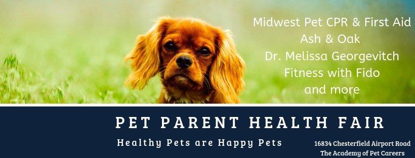 Pet Parent Health Fair Image