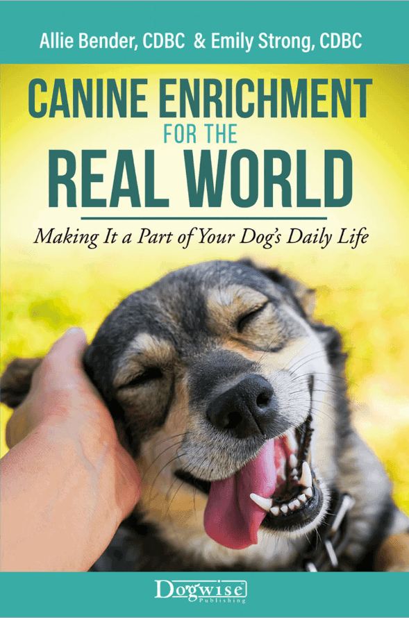Canine Enrichment for the Real World Book Cover